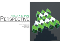Kites: A Spinal Perspective