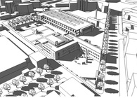 Old cookies factory Torino, Italy URBAN PLANNING, BUILDING RECOVERY AND RESIDENTIAL UNITS DESIGN