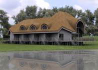 Danube Delta  Small Hotel Architecture Project