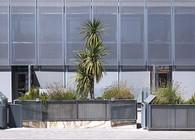 Bioclimatic façade