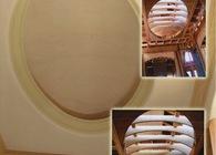Elliptical Domed Ceiling