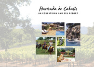 Hacienda de Caballo Marketing Booklet