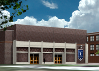 Shortridge Gymnasium Addition