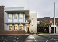 Charleston Catholic School / Sacred Heart Church