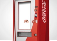 "Coca Cola ""Happiness"" Machine"