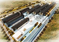 MEB Igdir Education Campus Architectural Competition - Winner Project