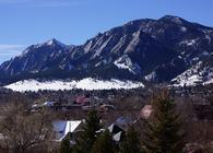 Studies of the Urban Design of Boulder