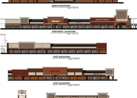 Cherry Grove Shopping Plaza – Cincinnati, OH – Renovation of 970 l.f.