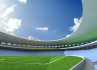Maracana stadium renovation
