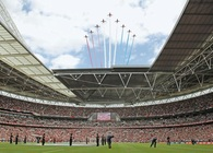 New English National Stadium, Wembley