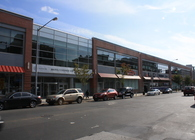 Hub Retail and Office Development, Core and Shell New Construction: and Garage Renovation