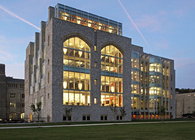 Thomas Jefferson Hall, U.S. Military Academy Library and Learning Center, West Point, NY