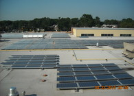 Bergen Town Center - Rooftop PV System