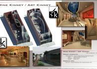 Wine / Art Kinney