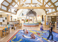 Children's Reading Room at The East Hampton Public Library