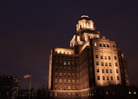 United States Customs House - Exterior Lighting