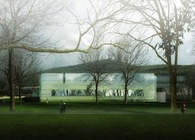 Corning Museum of Glass North Wing