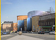 Stockholm Library Competition