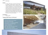 The Nature Conservancy's Efroymson Conservation Center