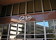 20 E Thomas - Entry Address