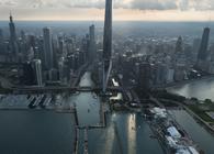 Chicago Gateway Tower by Gensler