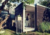 Garden minihouse