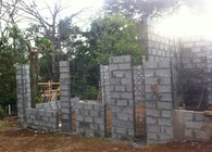 Casa Orotina, CR-Construction