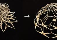 Desert Lotus: Expanding Dome