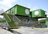 Cultural Park, TIUENA EL FUERTE. LAB. PRO FAB