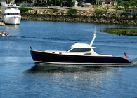55' Power Boat