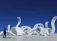 Serpentine, a public sculpture proposal