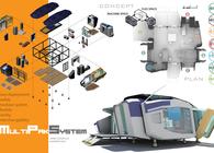 MULTI-PAK SYSTEM : Modular Pre-Fab Architecture