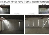 Kings Road House - Physical Light Model