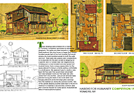 HABITAT FOR HUMANITY MODULAR HOME