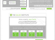 Rebranding/Graphics for The Kalish Institute