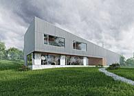 Сountry house in Switzerland