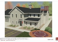 Groton Center Fire Station
