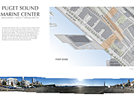 Puget Sound Marine Center- Thesis Project