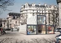 Futurotextile pavillion