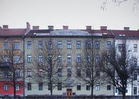 Level apartment … inside Art Nouveau palace