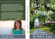 All the Way Through- Book Cover design 