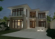Exterior design