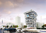 Oosteroever - Mixed development; residential use & commercial spaces