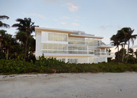 Beach Front Residence