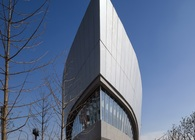 Aedas-design Gallery at Hongqiao World Centre Opens in Shanghai
