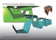 X-Delta: Scalable Seating
