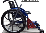 One-Armed Wheelchair Design
