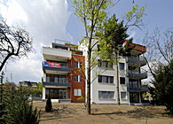 Residential Building in Szemlohegy st