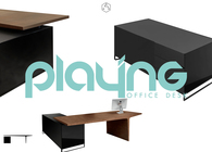 PLAYING office desk