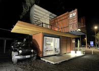 CONTAINER house prototype